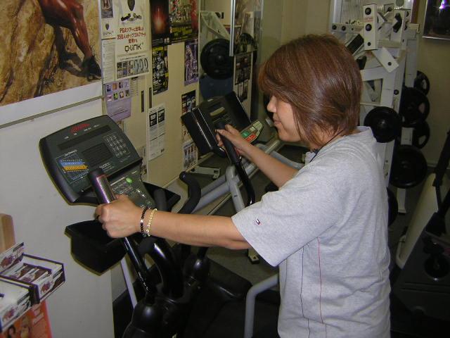 Мさん/広島市西区 スポーツジム ボディ・メイク